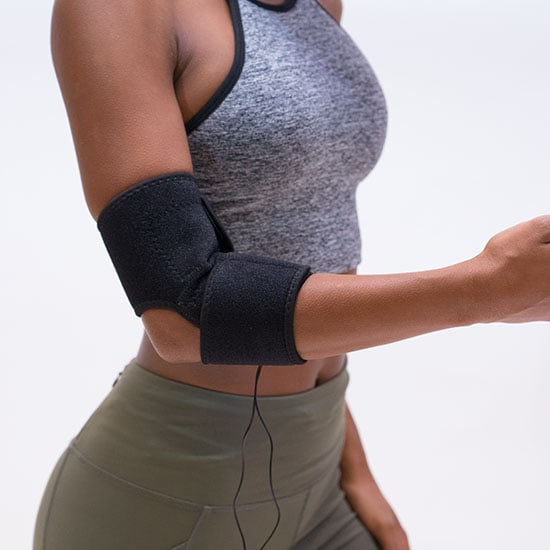 CareMed Elbow Wrap Useage