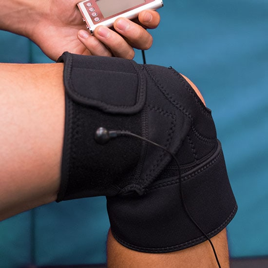 CareMed Knee Wrap Useage